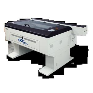 Glastube lasersnijmachine van GCC