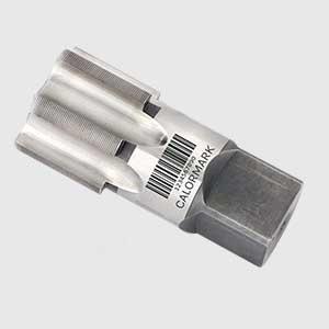 Calormark-3d--metaal-markering-zwart-fiberlaser